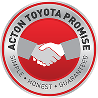 Acton Promise - Simple. Honest. Guaranteed.