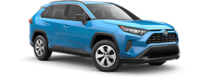 2019 Toyota Rav4 Lease Offer