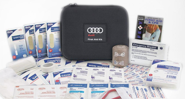 Part Offer - Audi First Aid Kit