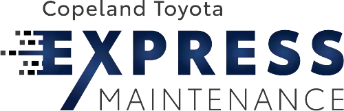 Copeland Toyota Express Maintenance
