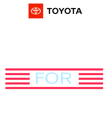 Toyota Summer Deals For America logo