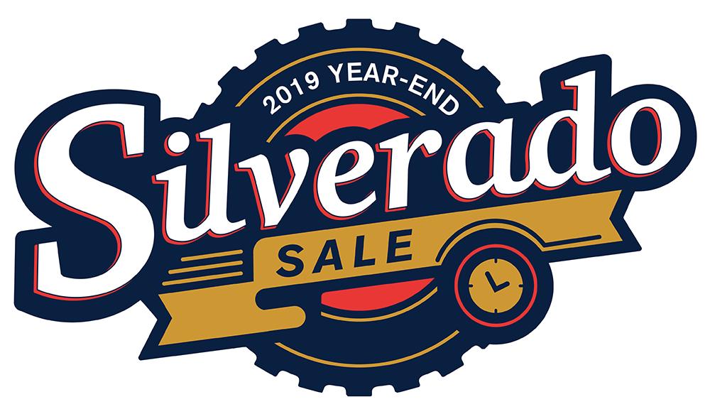 2019 Year End Silverado Sale