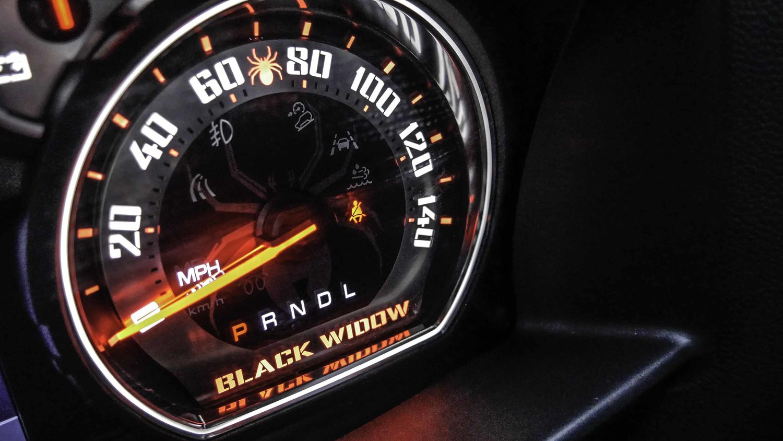 SCA Performance Chevy Black Widow