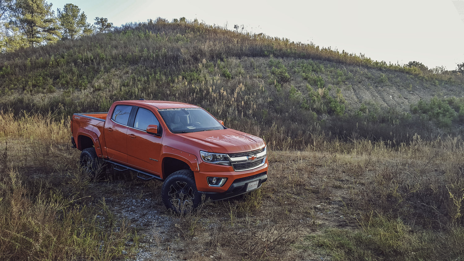 SCA Performance Chevy Colorado
