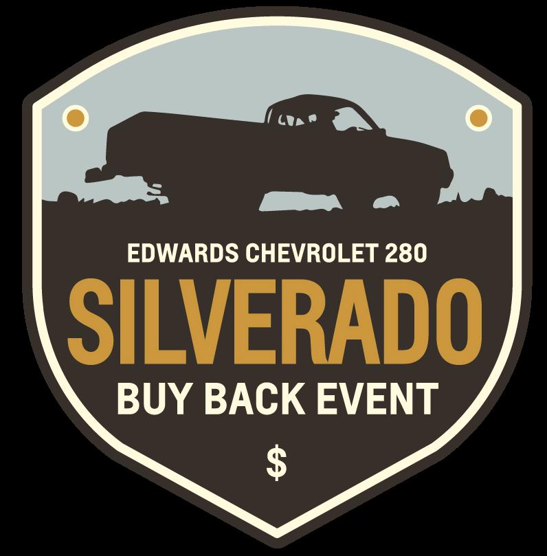 Edwards Chevrolet 280 Silverado Buy Back Event