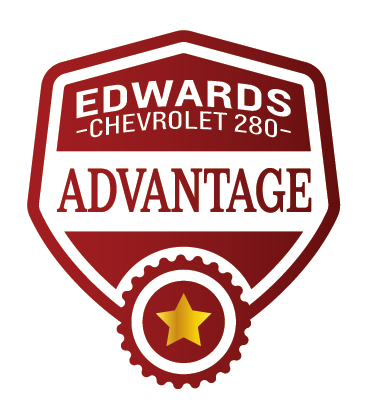 Edwards Chevy 280 Advantage Logo
