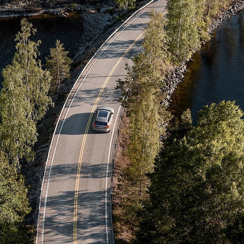 2020 Volvo V60 Cross Country - Versatility