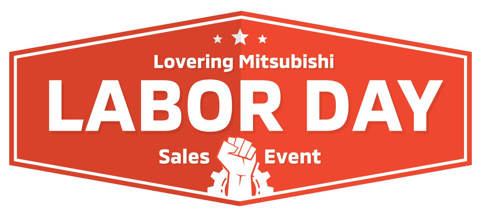 Mitsubishi Labor Day Logo