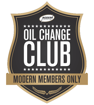 Oil Change Club Logo