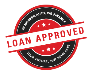 Modern Auto Loan Approved