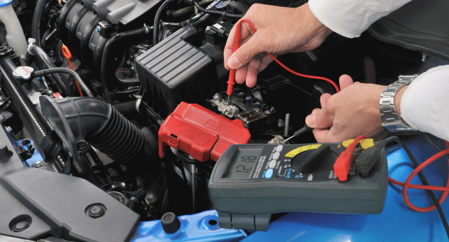 Service Offer - Battery Inspection