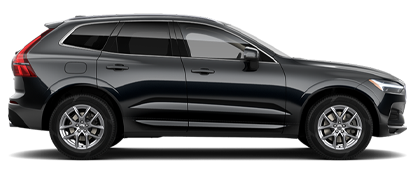 2020 Volvo XC60 Car Cut