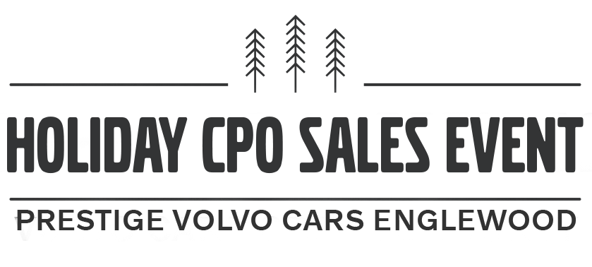 Prestige Volvo Cars Englewood Holiday CPO Sales Event