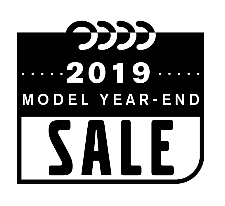 2019 Model Year End Sale