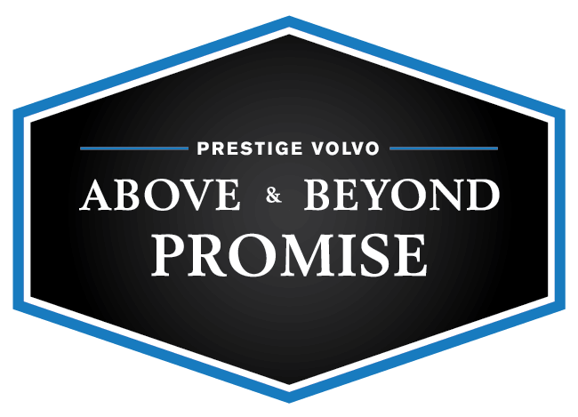 Prestige Volvo Above and Beyond Promise