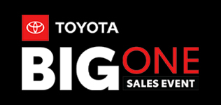 Toyota Big One Sales Logo