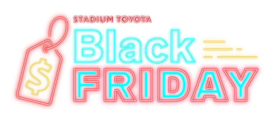 Stadium Toyota's Black Friday