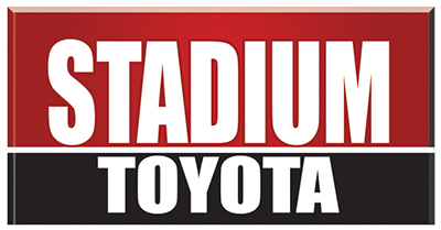 Stadium Toyota Logo