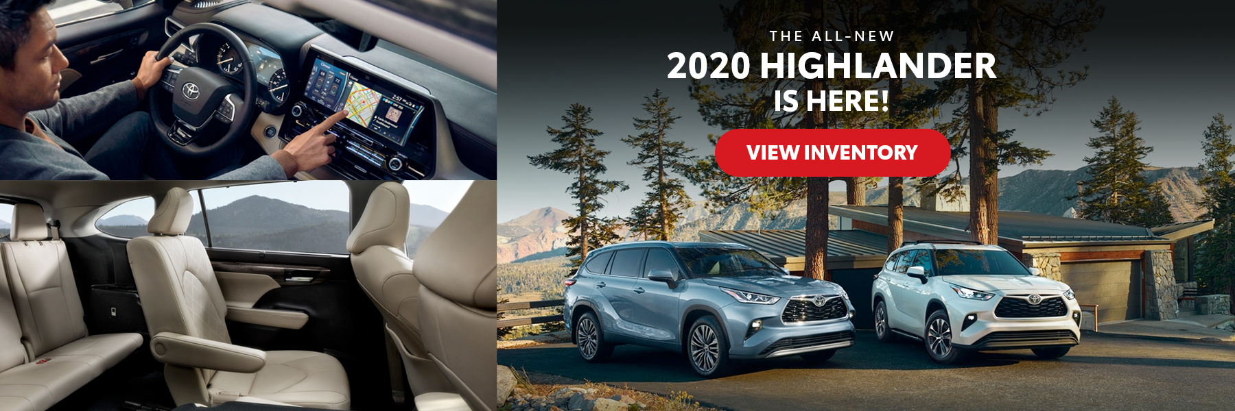 The All-New 2020 Highlander