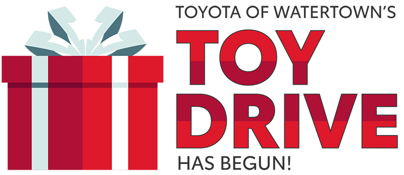 Toyota of Watertown Toy Drive Has Begun