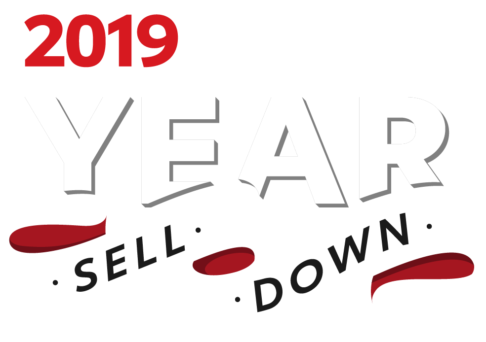 2019 Model Year Sell Down