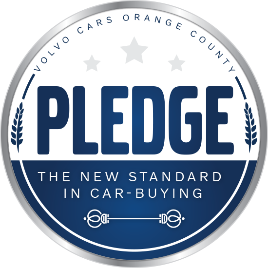 The Volvo Cars Orange County Pledge