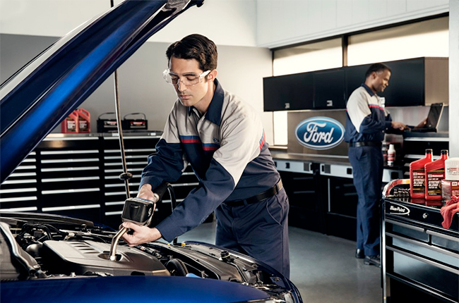 Position - Ford Technician