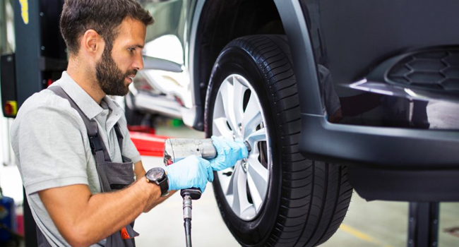 Service Offer - Tire Rotation Special