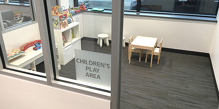 Children's Play Area Image