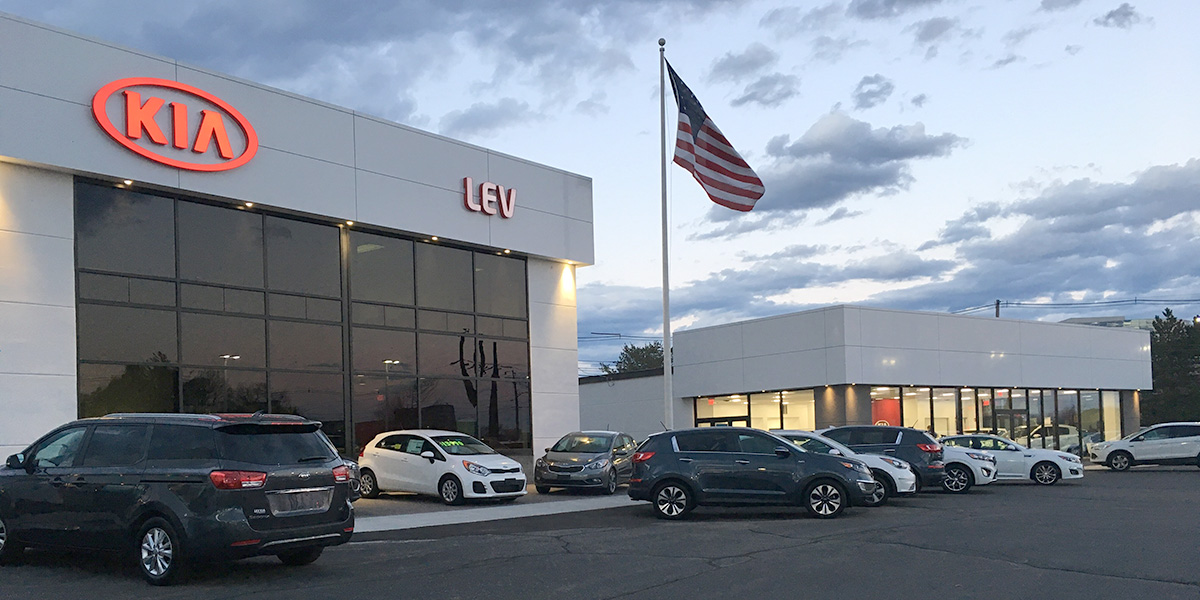 Lev Kia Dealership