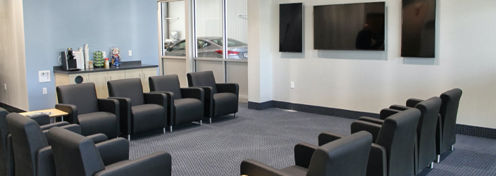 Hyundai Customer Lounge