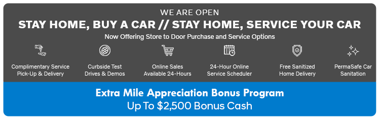 Volvo Cars Pioneer Valley: Stay Home, Buy A Car | Stay Home, Service Your Car