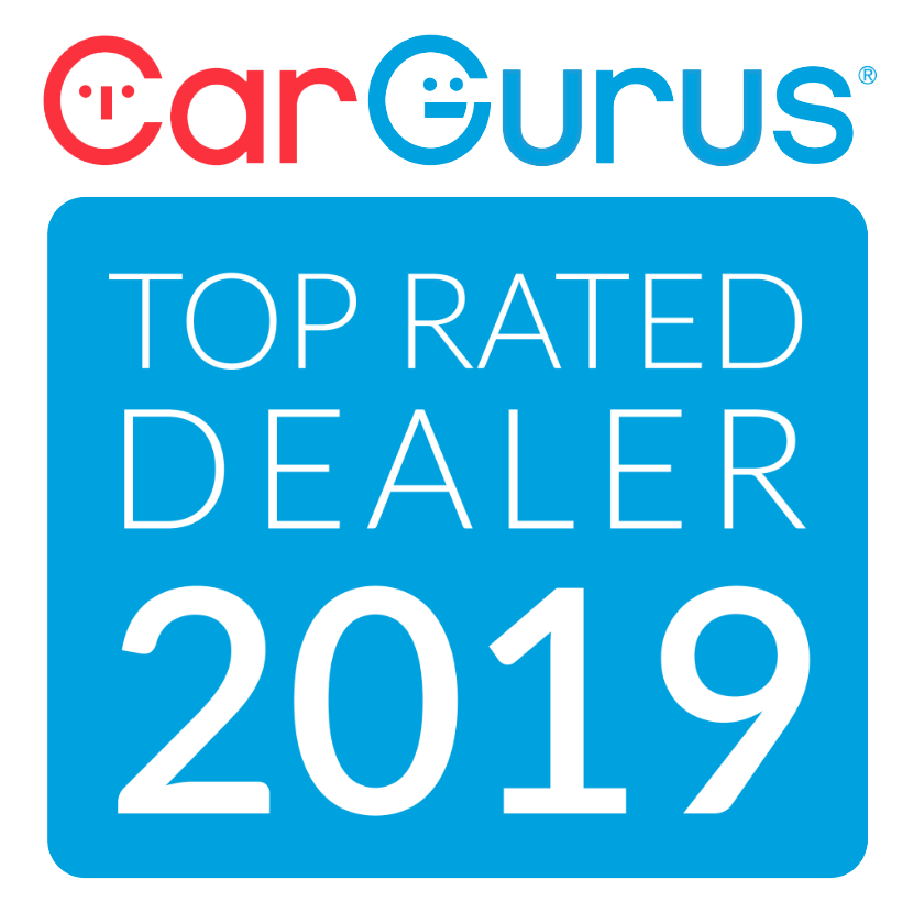 CarGurus Top Rated Dealer of 2019