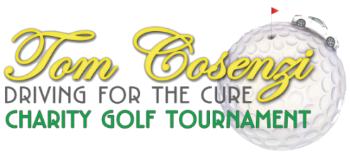 Tom Cosenzi Driving fo the Cure Charity Golf Tournament