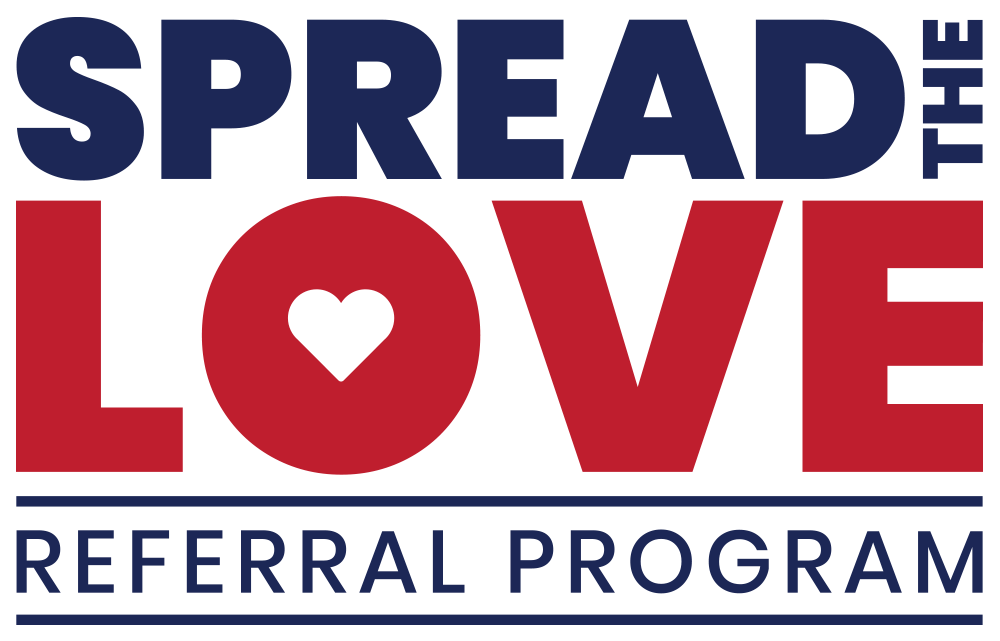 Spread the Love Referral Program