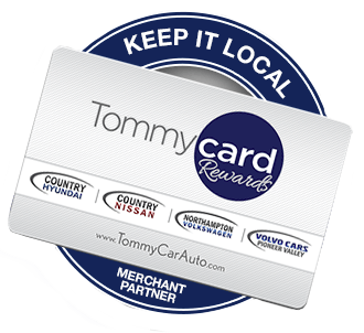 TommyCard Rewards Local Merchant Partners