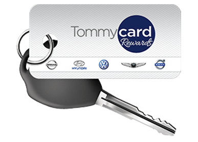 TommyCard Rewards Card