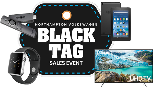 Northampton Volkswagen Black Tag Sales Event