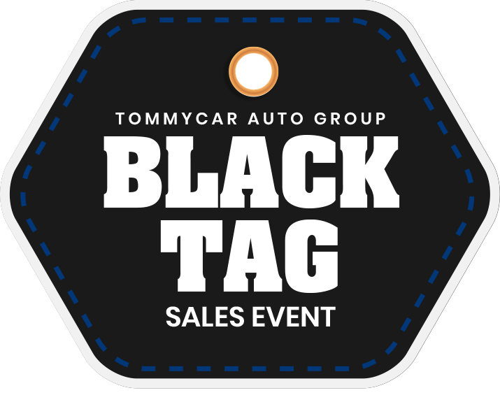 Black Tag Sales Event